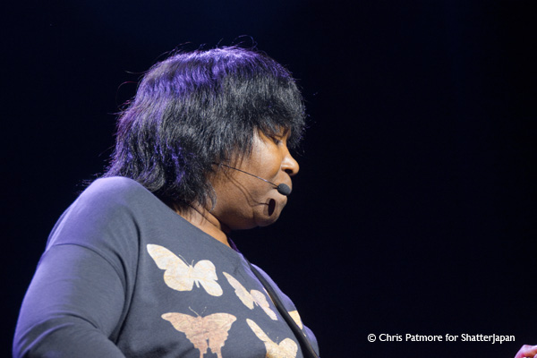 "JOAN ARMATRADING reminds us why she is one of ""The Greats"""