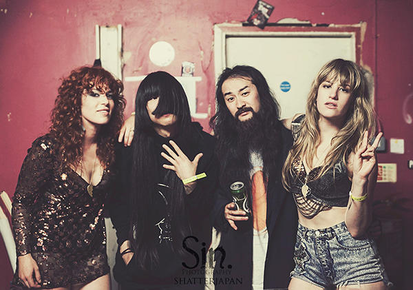 Bo Ningen and Deap Vally